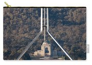 Parliament And War Memorial Australia Carry-all Pouch
