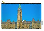 Parliament Building In Ottawa-on Carry-all Pouch
