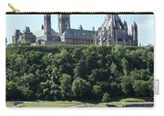 Parliament Hill - Ottawa Carry-all Pouch
