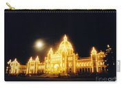 Parliment Building Victoria Carry-all Pouch