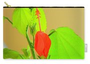 Parlor Maple Flower Carry-all Pouch