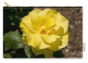 Parnell Yellow Rose Carry-all Pouch
