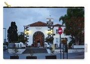 Parraquia De San Amaro. Puerto De La Cruz By Night Carry-all Pouch