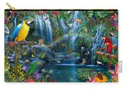 Parrot Tropics Carry-all Pouch