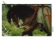 Parsifal In Quest Of The Holy Grail Carry-all Pouch