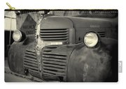 Part Of A Dodge Carry-all Pouch