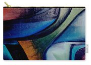 Part Of An Abstract Painting Carry-all Pouch