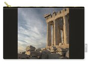 Parthenon From The South Carry-all Pouch