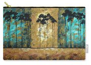 Parting Of Ways By Madart Carry-all Pouch