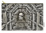 Partington Cove Tunnel By Diana Sainz Carry-all Pouch