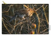 Partridge In An Apple Tree Carry-all Pouch