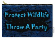 Party 5 Carry-all Pouch by Aimee L Maher Photography and Art Visit ALMGallerydotcom