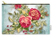 Party Of Flowers  Carry-all Pouch