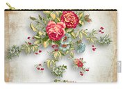Party Of Roses  Carry-all Pouch