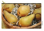 Party Pears Carry-all Pouch by Andee Design