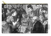 Party Toast, 1872 Carry-all Pouch