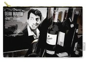 Partying With Dean Carry-all Pouch
