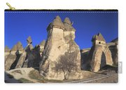Pasabag Goreme National Park Cappadocia Turkey Carry-all Pouch