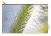 Pasqueflower Stem  Carry-all Pouch