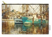 Pass Christian Harbor Sketch Carry-all Pouch