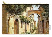 Passando Sotto L'arco Carry-all Pouch by Guido Borelli