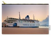 Passenger Port Piraeus. Carry-all Pouch