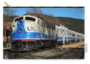 Passenger Train Carry-all Pouch