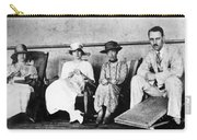 Passengers On Ship, 1912 Carry-all Pouch