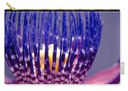 Passiflora Alata - Ruby Star - Ouvaca - Fragrant Granadilla -  Winged-stem Passion Flower Carry-all Pouch