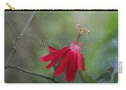Passiflora Flower Carry-all Pouch