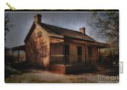 Passing The Time Carry-all Pouch by Sandra Bronstein
