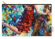 Passion Dancing Carry-all Pouch