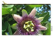 Passion Flower 1 Carry-all Pouch