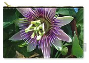 Passion Flower 4 Carry-all Pouch