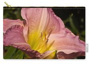 Passion Pink Lilly Carry-all Pouch