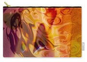 Passion Represents Color Carry-all Pouch