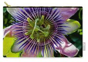 Passion Vine Carry-all Pouch