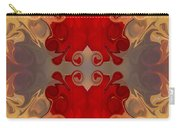 Passionate Explosions Of Colorful Reality By Omaste Witkowski Carry-all Pouch
