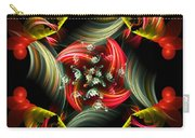 Passionate Love Bouquet Abstract Carry-all Pouch