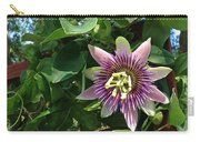 Passion Flower 3 Carry-all Pouch