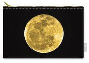Passover Full Moon Carry-all Pouch by Al Powell Photography USA