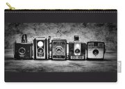Past Cameras Carry-all Pouch