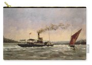 Past On The Medway Carry-all Pouch