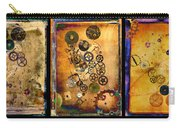Past-present-future-triptych Carry-all Pouch