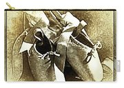 Past The Pointe Carry-all Pouch