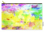 Pastel Abstract Patterns I Carry-all Pouch