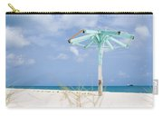 Pastel Beach Frame Carry-all Pouch