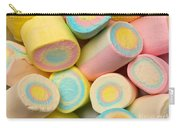 Pastel Colored Marshmallows Carry-all Pouch
