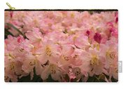 Pastel Coral Azaleas Refreshed By The Rains Carry-all Pouch