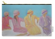 Pastel Hats By Jrr Carry-all Pouch